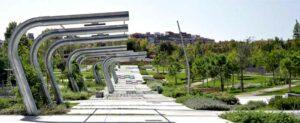 Drenaje Sostenible Parque Can Rigal, Barcelona
