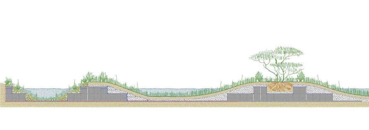 Humedal Artificial Depósto Modular