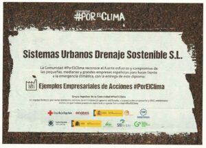 DIPLOMA COMUNIDAD POR EL CLIMA 2019