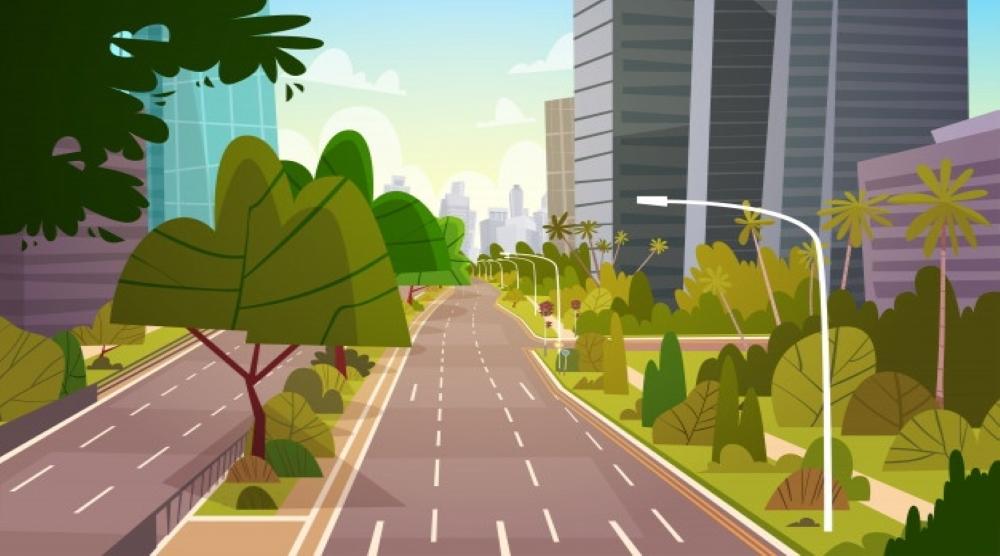Aplicación de Geoceldas al Espacio Público Urbano