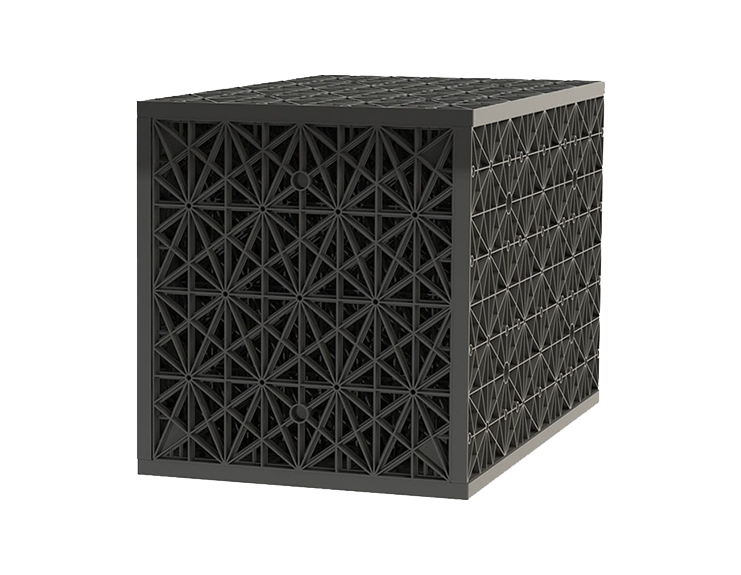 Montaje depósito modular