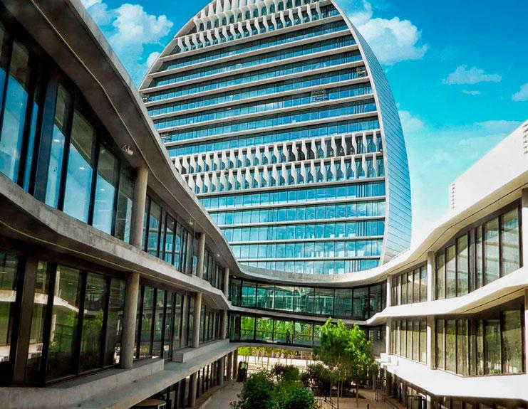 Nueva sede BBVA en Madrid